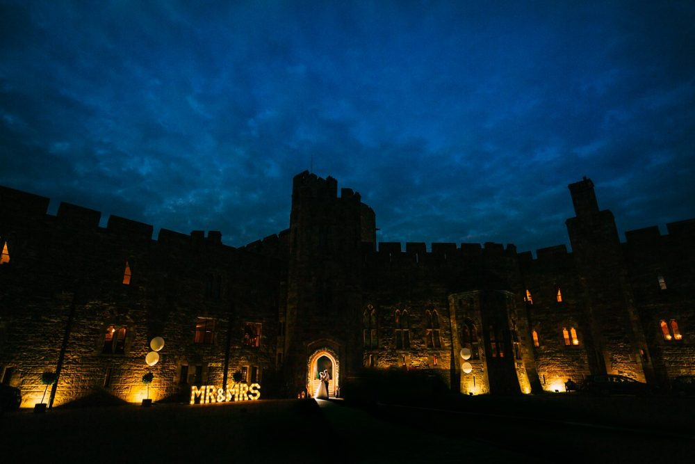 Aimee & Ian | Peckforton Castle | Wedding