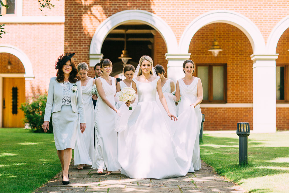 Selwyn College Wedding Photos