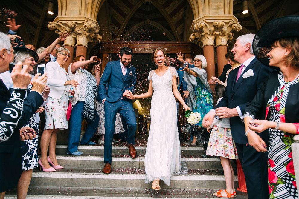 Harri & Simon | Malms Farm Winchester | Wedding