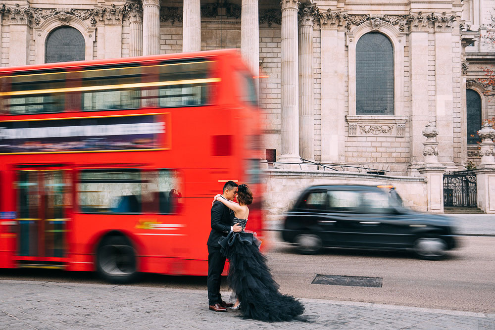cool london pre wedding shoot