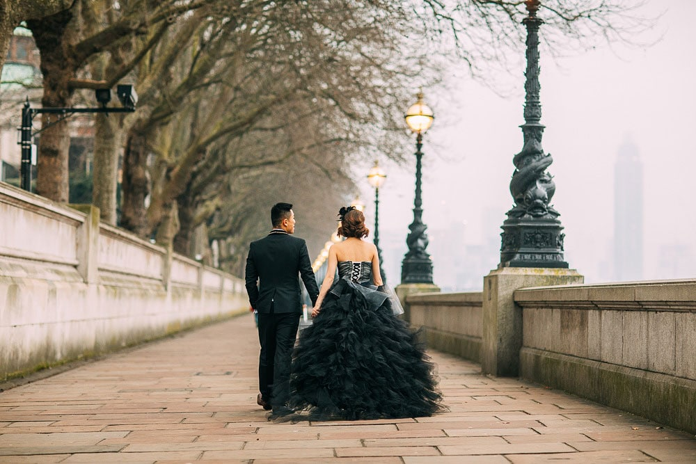 Asian Pre Wedding Shoot London