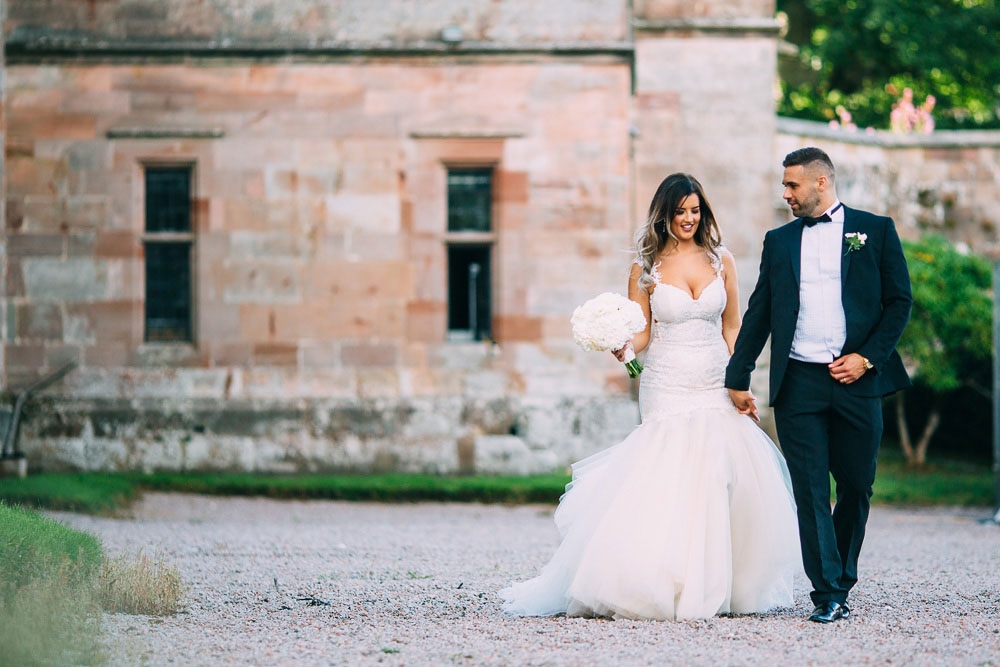 Greystoke Castle Wedding Photography