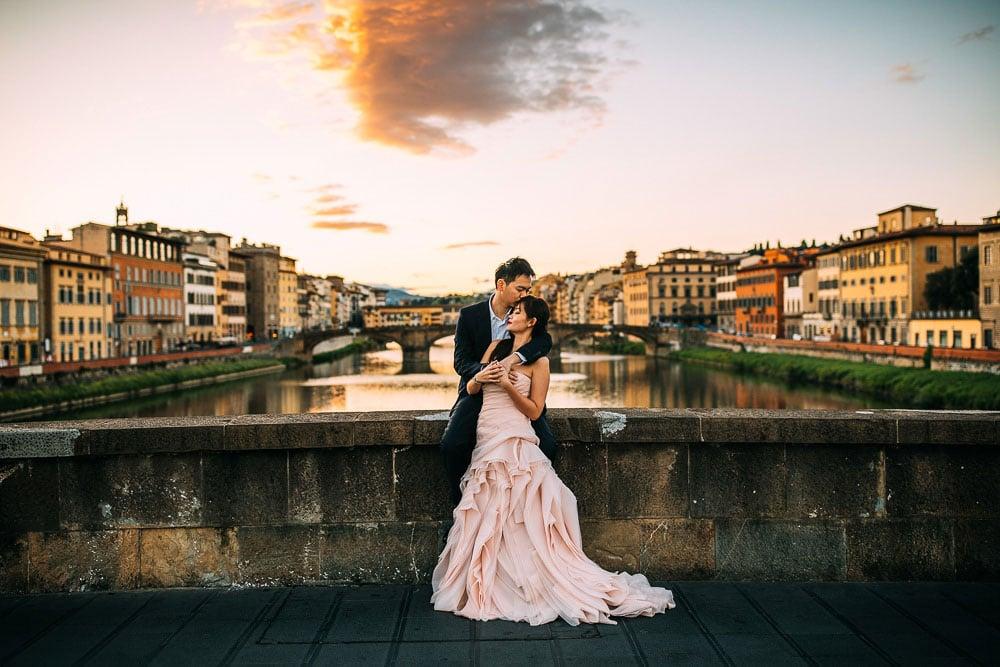 Pre Wedding Shoot Florence