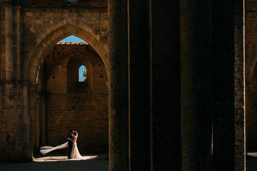 best San Galgano Wedding Photography