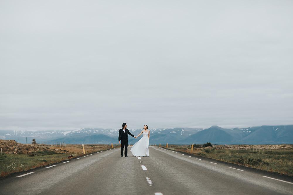 Regine & Chris | Pre Wedding Photography | Iceland