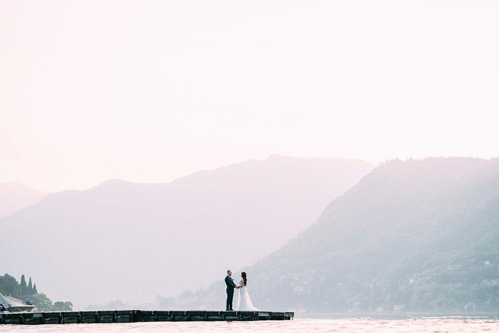 Lake Como Pre Wedding Shoot