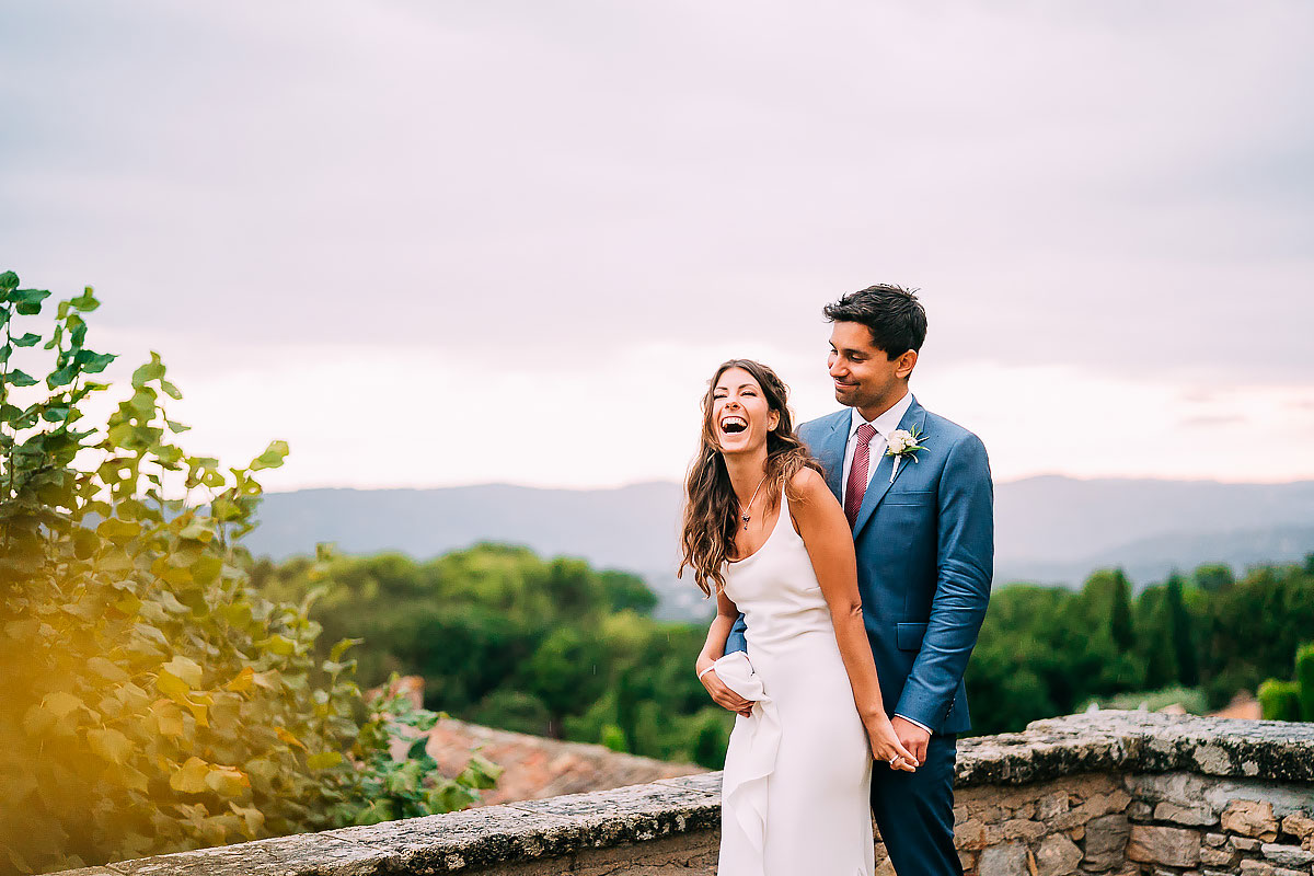 Chateau de Castellaras wedding