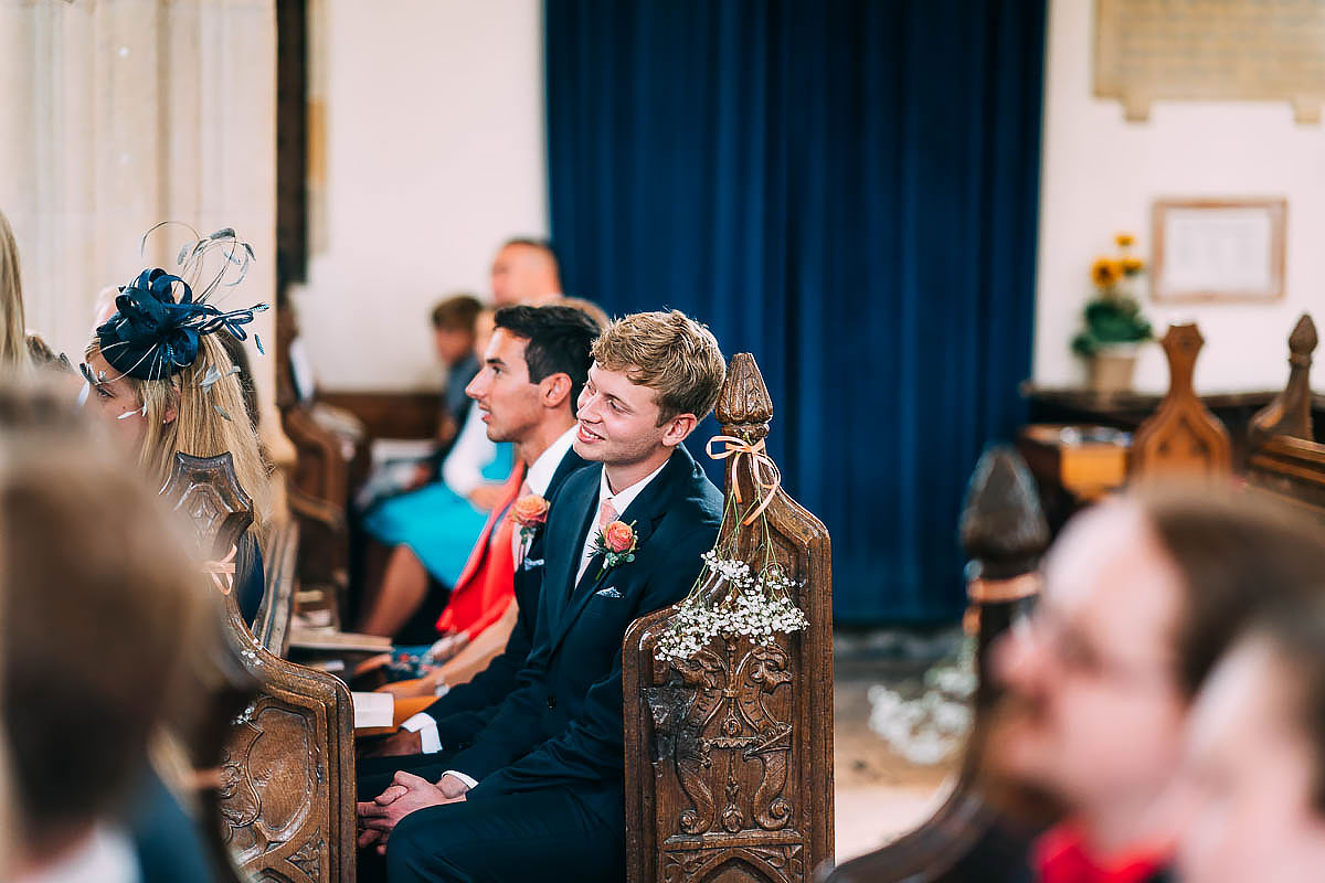 wedding ceremony reportage photo