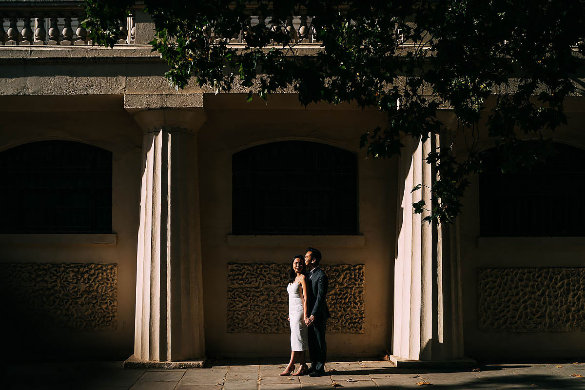 London pre wedding locations