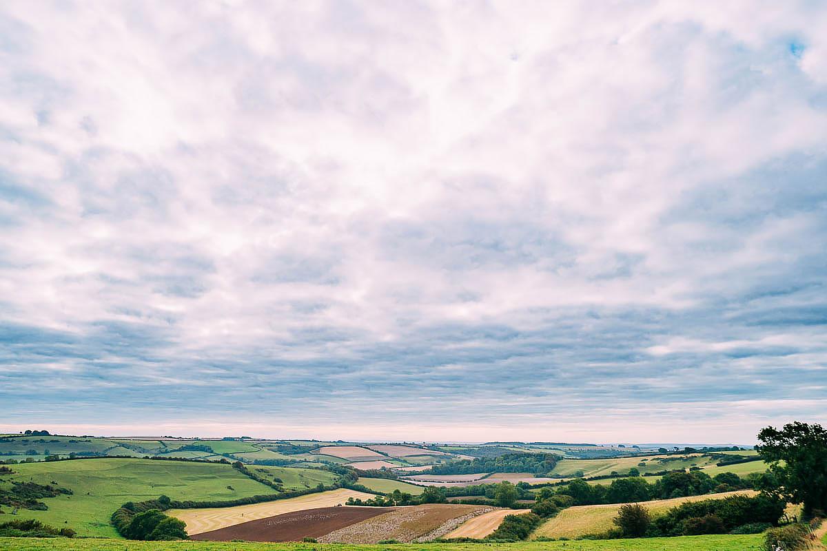 Dorset landscape photo