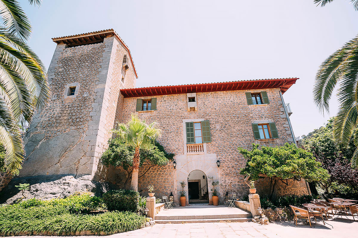 Mallorca hotel for wedding
