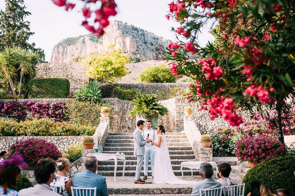 Summer Wedding At Finca Son Berga