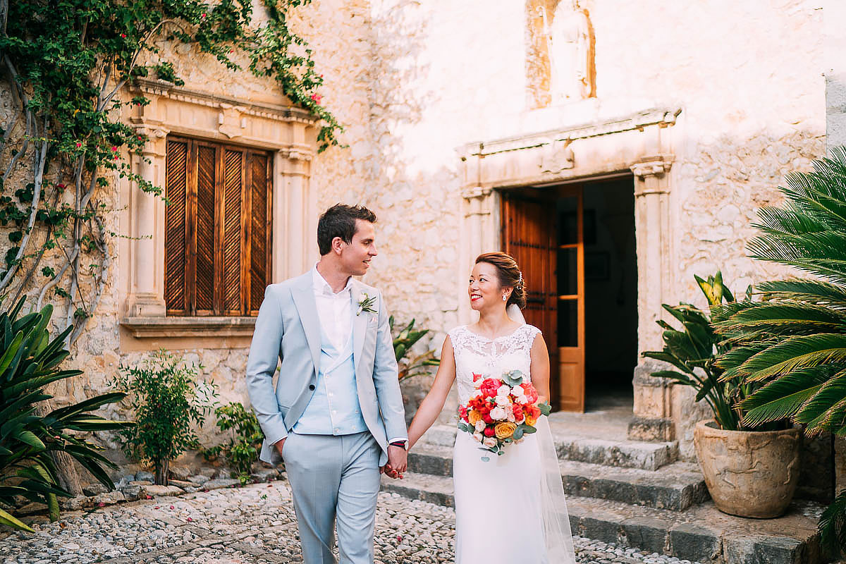 Finca Son Berga wedding