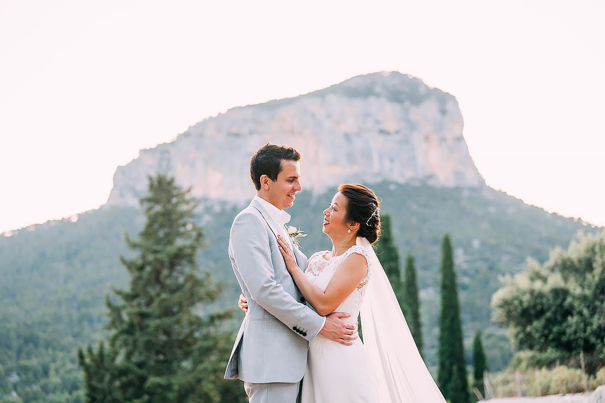 Finca Son Berga wedding photos
