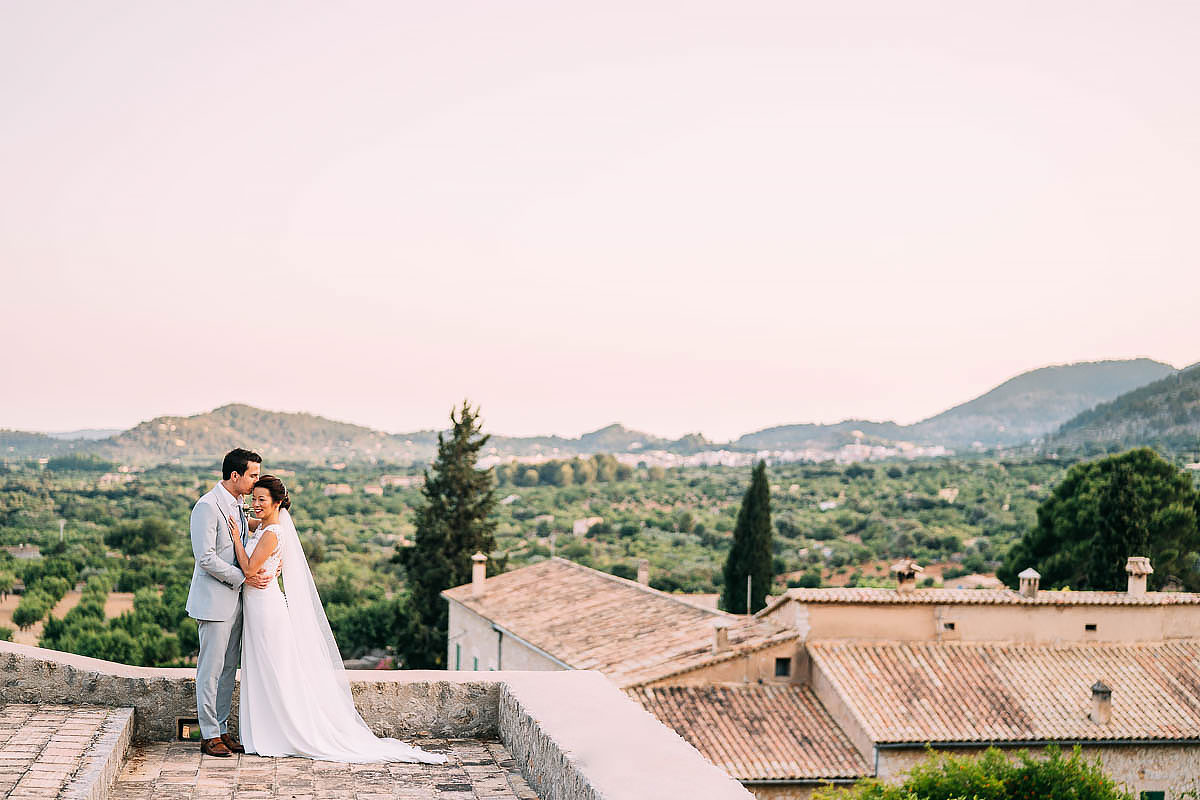 Finca Son Berga wedding photography