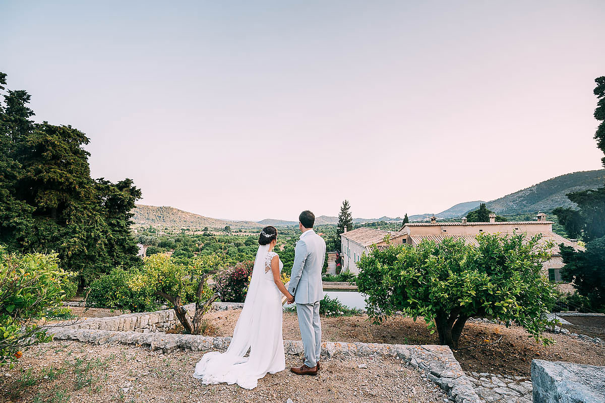 Finca Son Berga wedding photographer