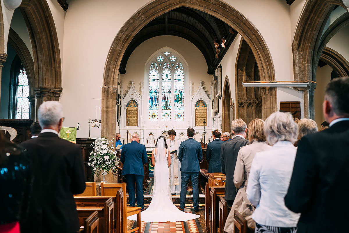 St Luke's Church wedding bristol