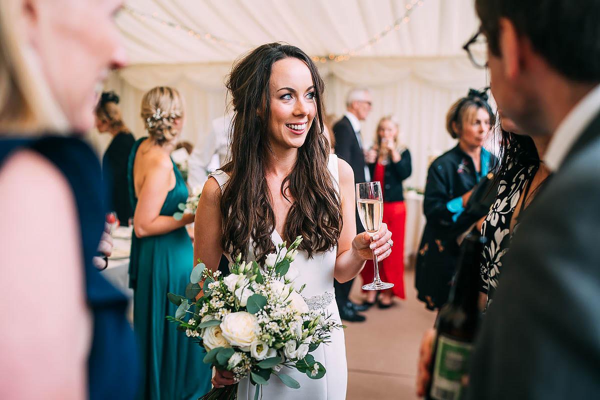 natural wedding photos Bristol