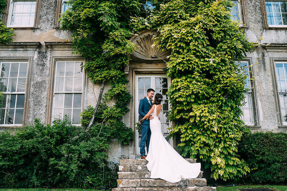 Hamswell House wedding photographer