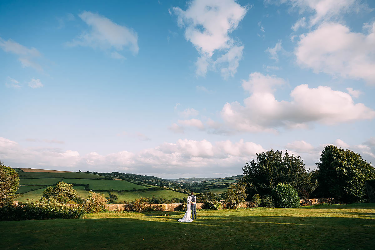 Hamswell House wedding
