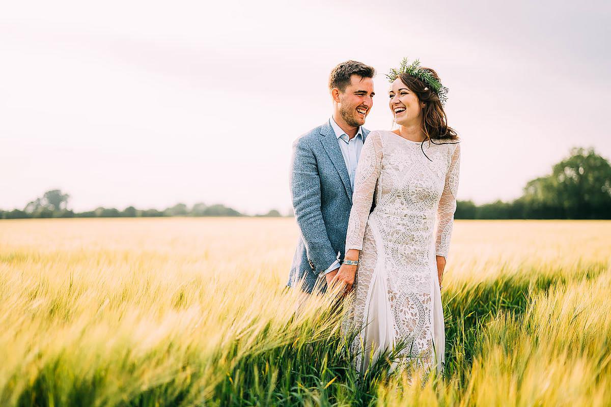 Holford Arms wedding