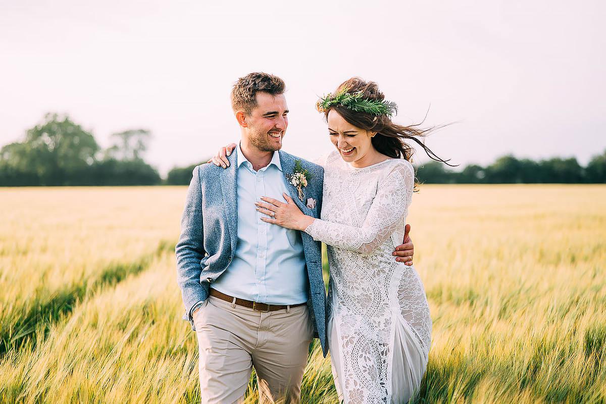 Holford Arms wedding photography