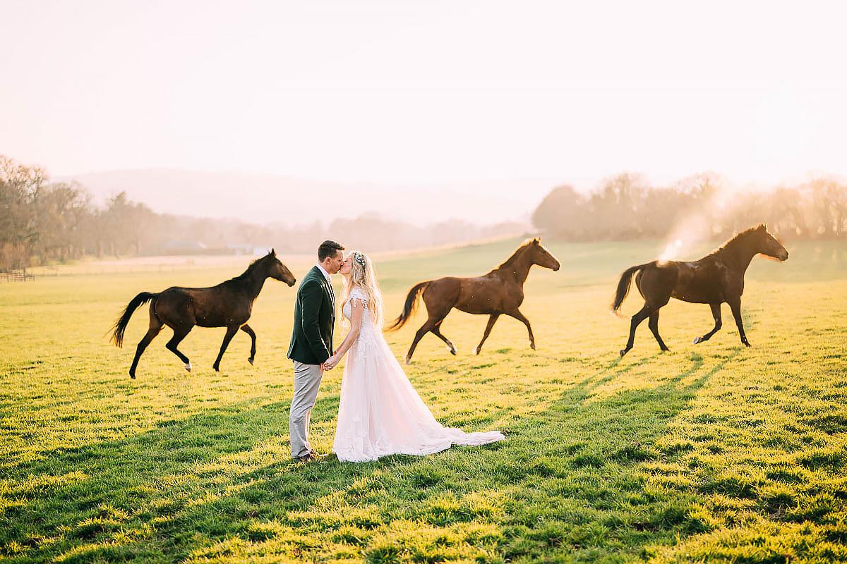 Knowle Manor wedding photography