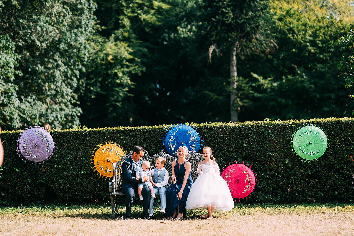 reportage wedding photos at Chateau de Keriolet