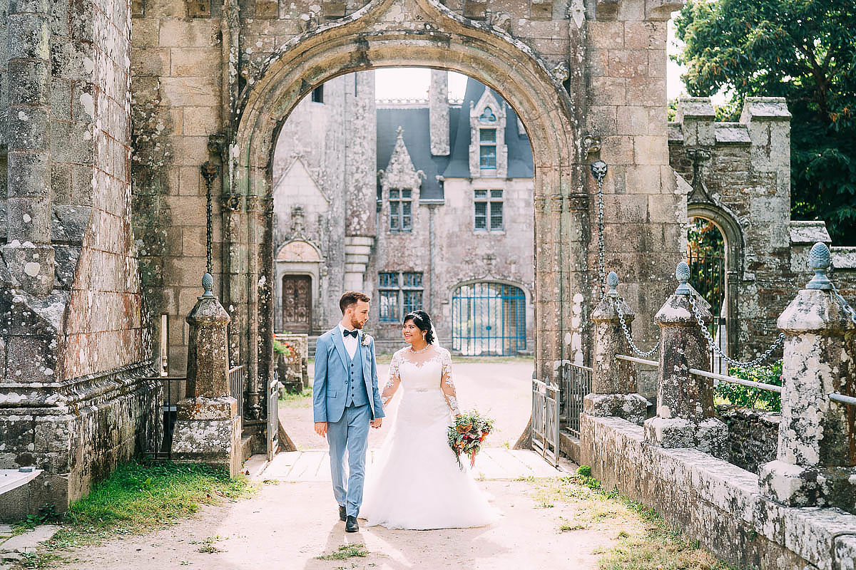 Chateau de Keriolet Wedding