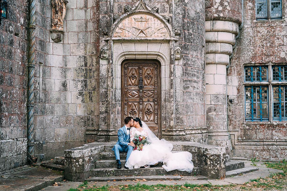Chateau de Keriolet Wedding photography