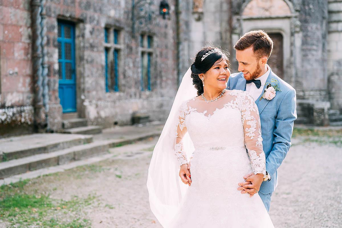 Chateau de Keriolet Wedding photographer