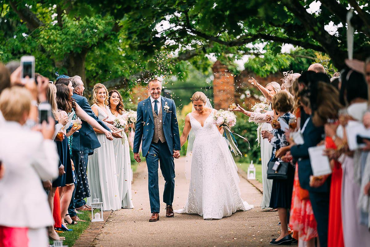 Gaynes park wedding photos