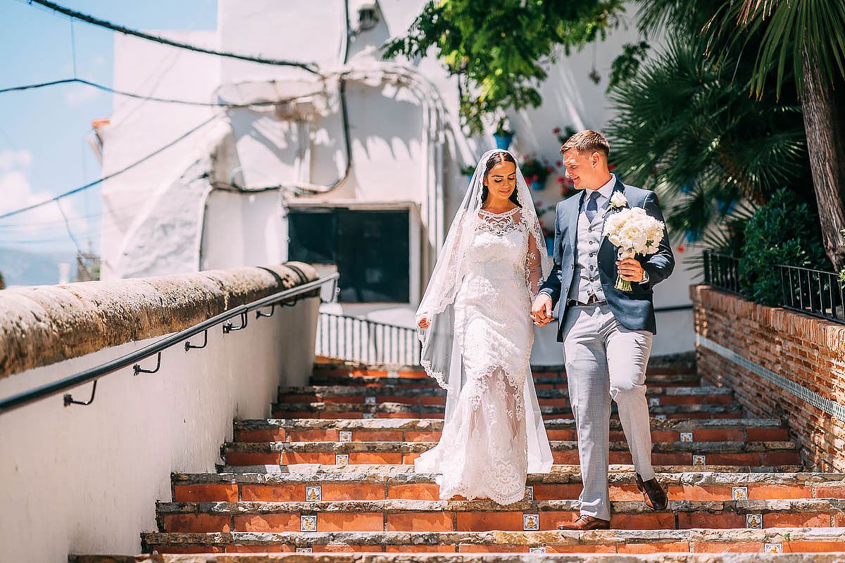 wedding photos around Marbella