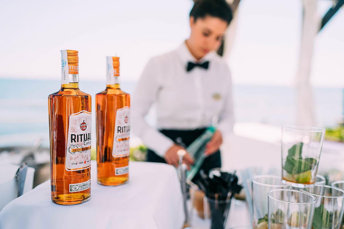 wedding drinks in Marbella
