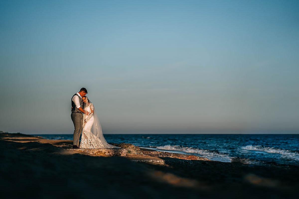 La Cabane Beach Club wedding photographer