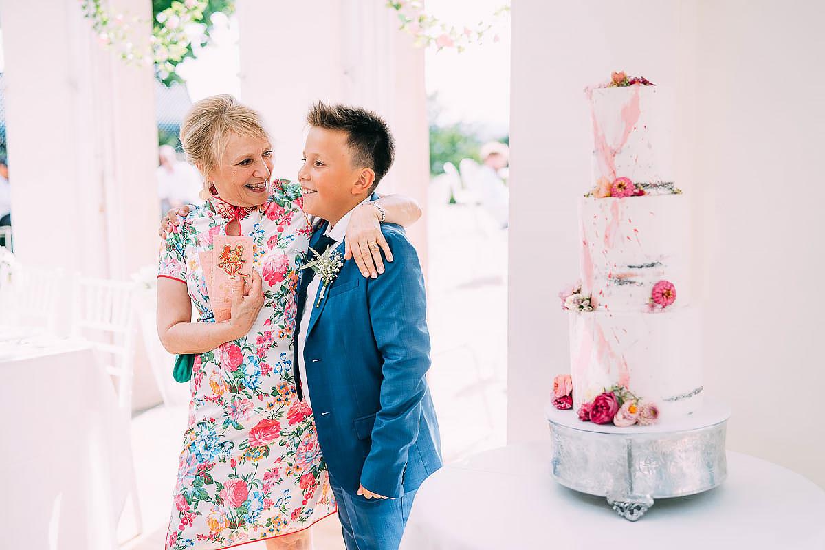 documentary wedding photos Pembroke lodge