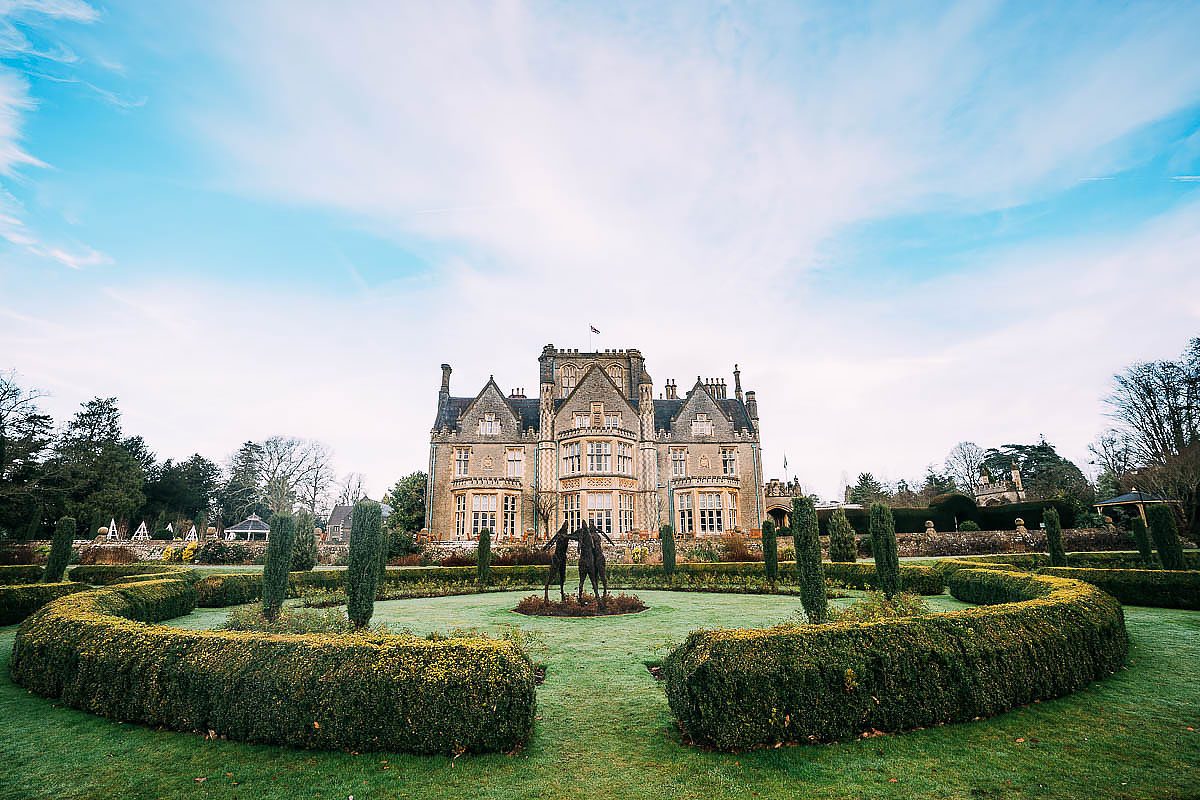 Tortworth court wedding venue