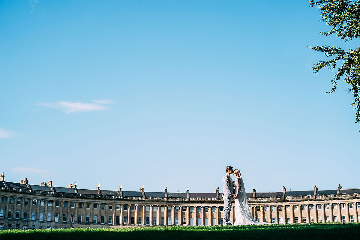 Assembly Rooms Bath Wedding