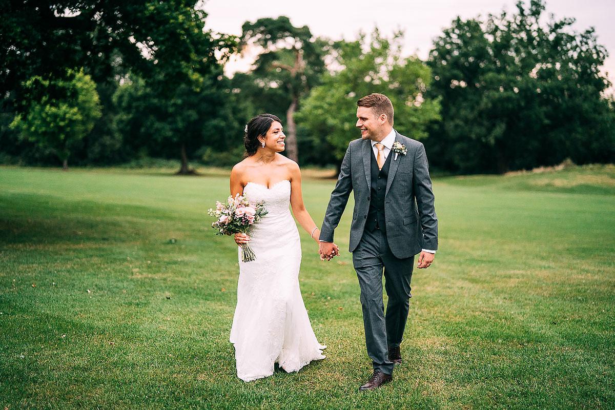 Dyrham Park Country Club wedding photographer