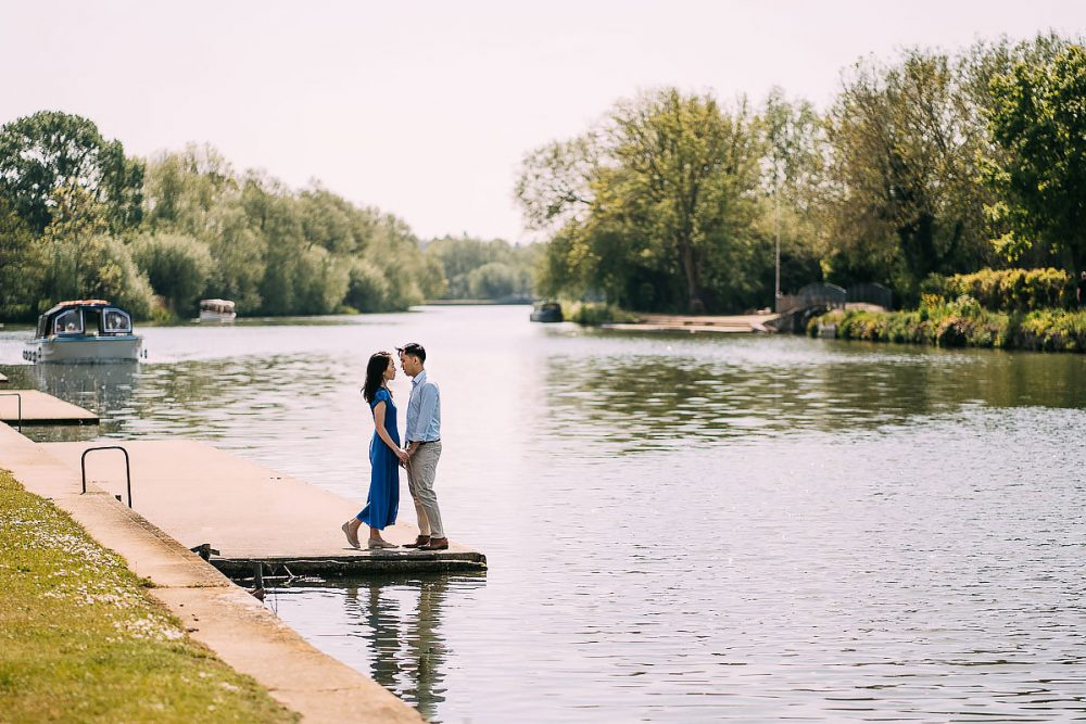 Oxford Pre Wedding Shoot