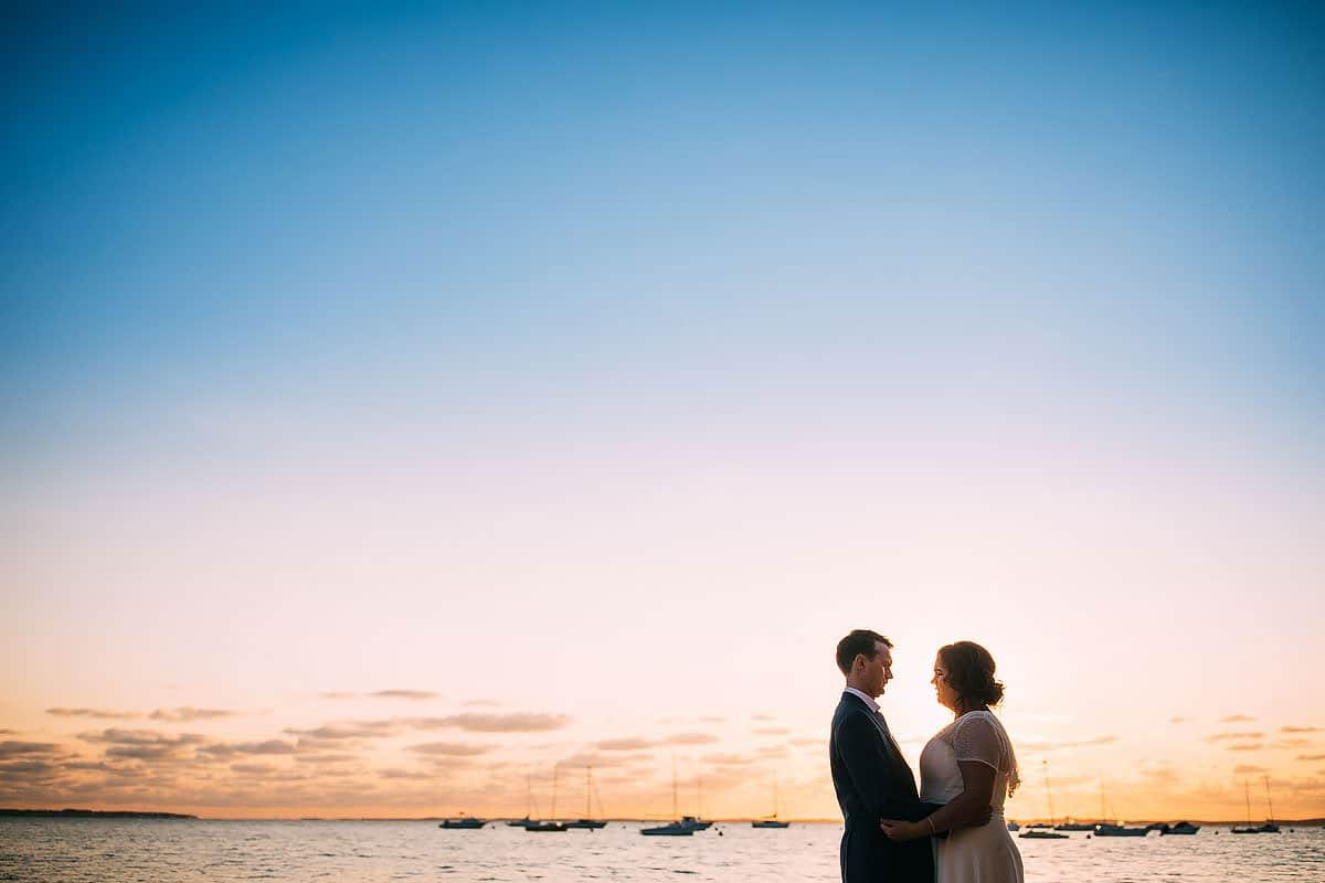 seaside Villa La Tosca wedding