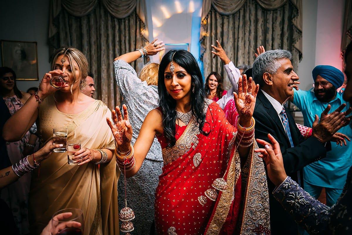 North Cadbury Court Indian wedding