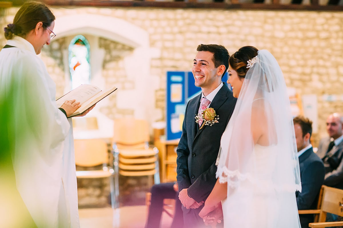 get married in a church