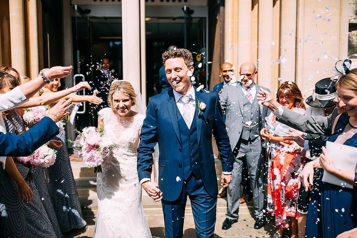 St Matthias Church Richmond wedding