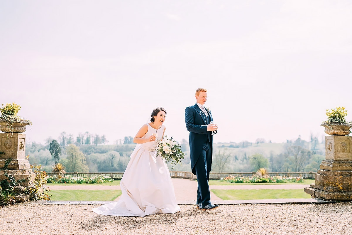 Orchardleigh wedding photography