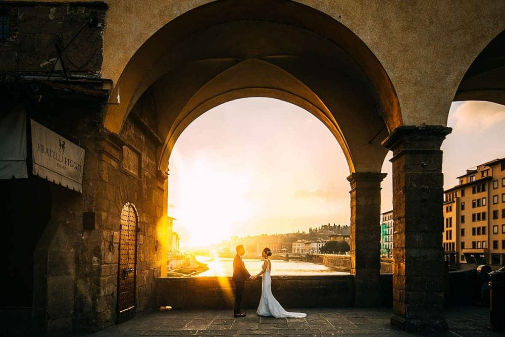 Winter Pre Wedding Shoot In Florence