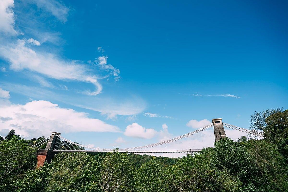Clifton suspicion bridge