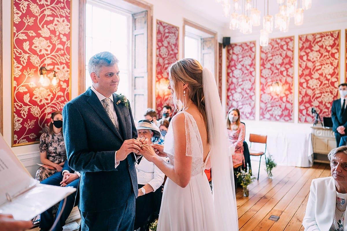 humanist wedding ceremony in bristol
